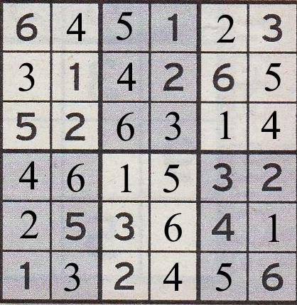 Werner 0144 Sudoku Mini>>gelöst von Daddy 34173057ls