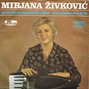 Mirjana Zivkovic - Kolekcija 34190093np