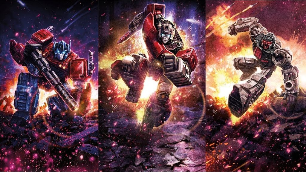 Transformers Siege