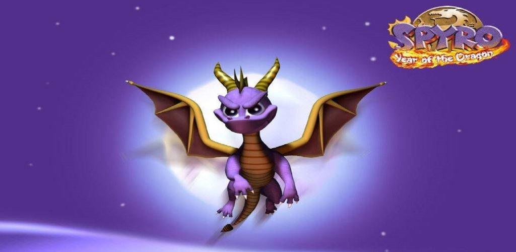 Spyro Actionfigur
