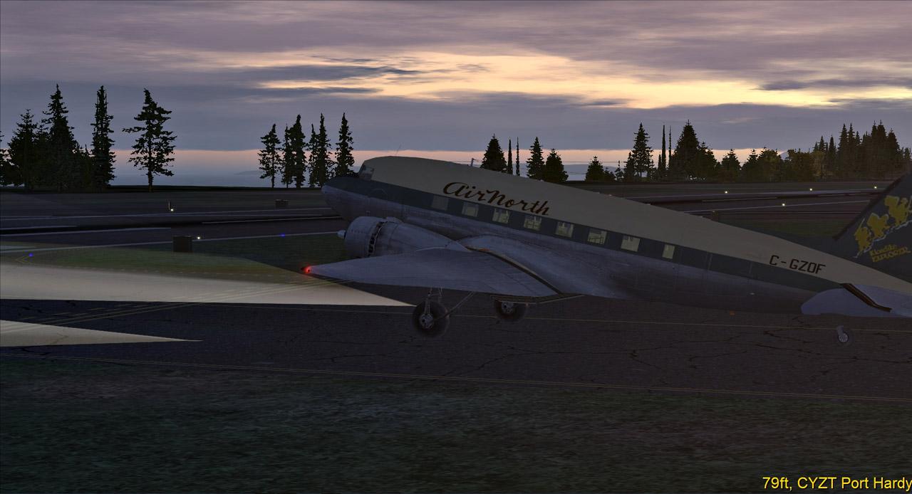 ASS - seit langem mal wieder mit der DC-3 34321705gt