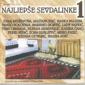 Najljepse Sevdalinke - Kolekcija 1-10 34339319lq