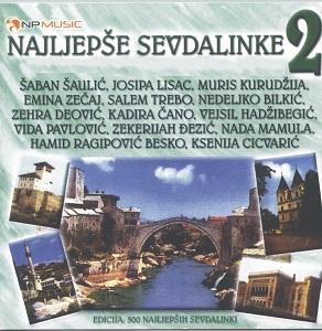 Najljepse Sevdalinke - Kolekcija 1-10 34339349mp