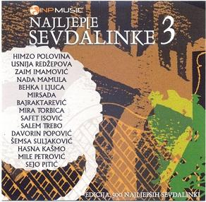 Najljepse Sevdalinke - Kolekcija 1-10 34339354jp