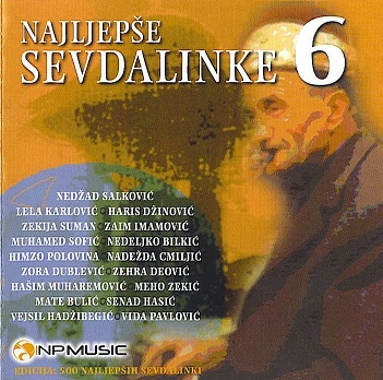 Najljepse Sevdalinke - Kolekcija 1-10 34339430ki