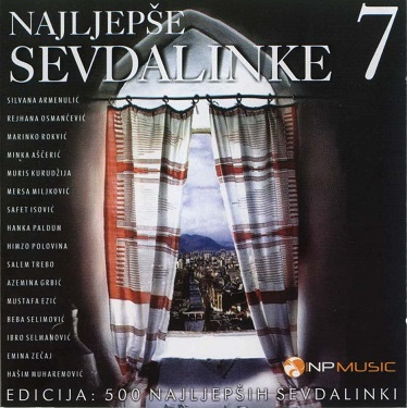 Najljepse Sevdalinke - Kolekcija 1-10 34339457is