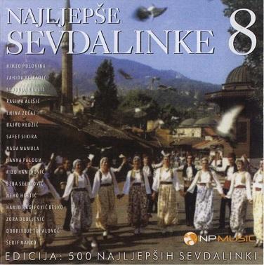 Najljepse Sevdalinke - Kolekcija 1-10 34339469nt