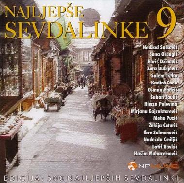 Najljepse Sevdalinke - Kolekcija 1-10 34339488ee