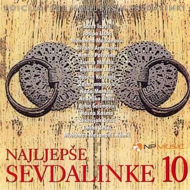 Najljepse Sevdalinke - Kolekcija 1-10 34339506tz