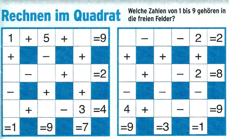Daddy 0318:Rechnen im Quadrat>>>GEL.VON WERNER 34350720to