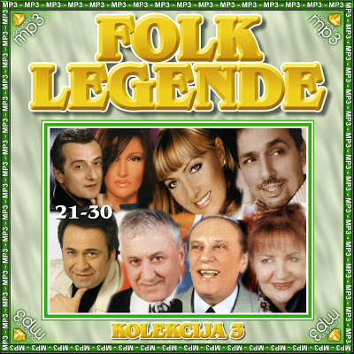 Folk Legende Kolekcija 3 (21-30) 34354459ab