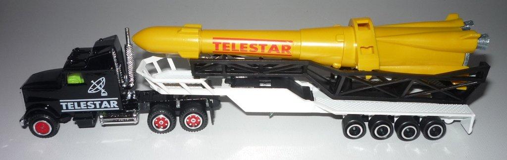 N°610 White Transport Fusée   34400477qq