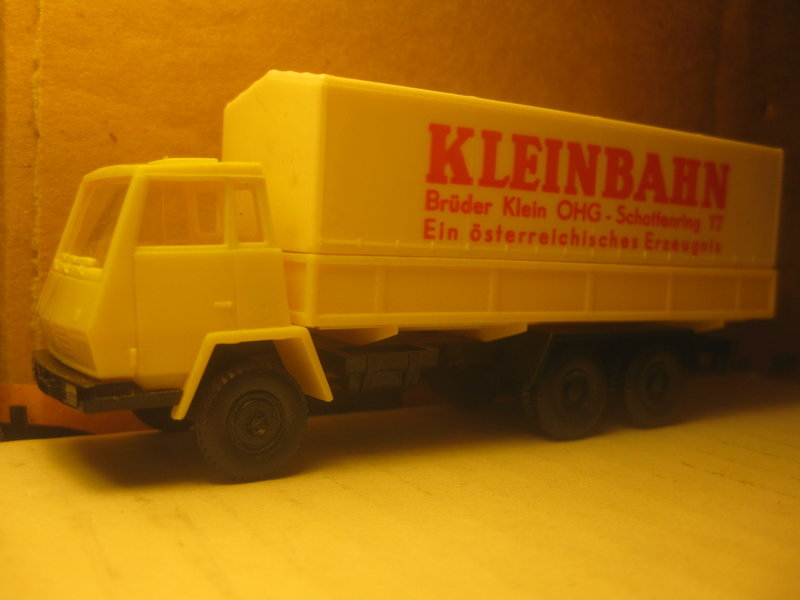 Kleinbahn-Lkw 34417722ta