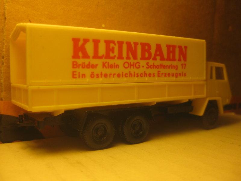 Kleinbahn-Lkw 34417723kt