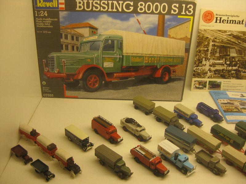 Büssing-Lastwagen und Omnibusse 34484775gr
