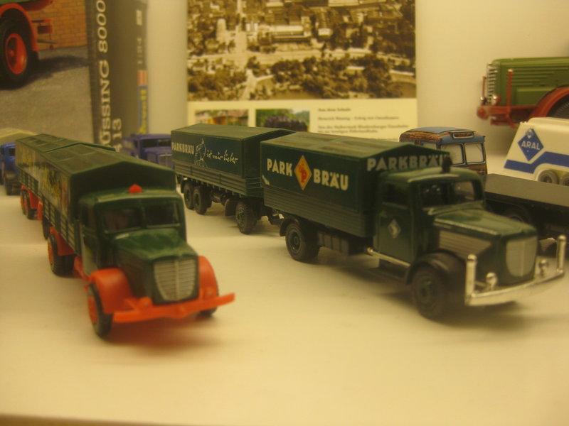 Büssing-Lastwagen und Omnibusse 34484782gy