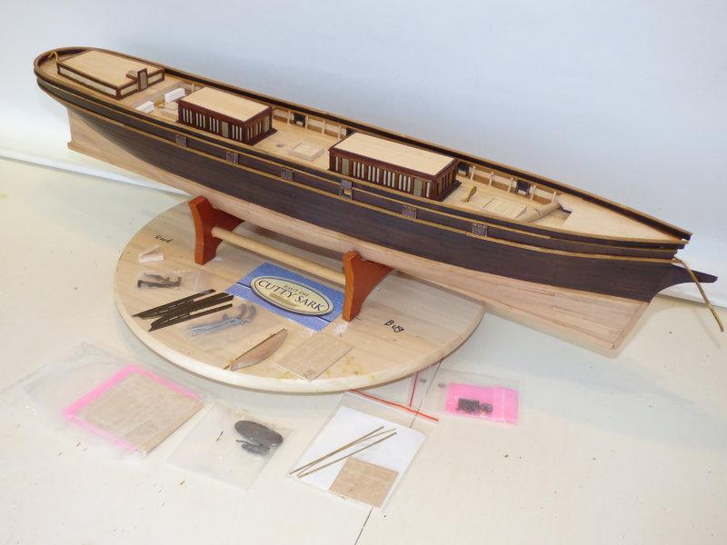 Meine Cutty Sark von delPrado wird gebaut - Seite 3 34500625fq