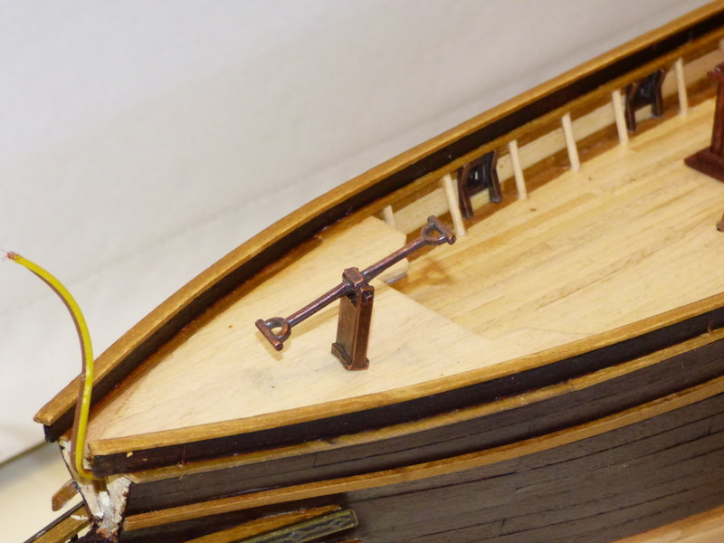 Meine Cutty Sark von delPrado wird gebaut - Seite 3 34531309uf