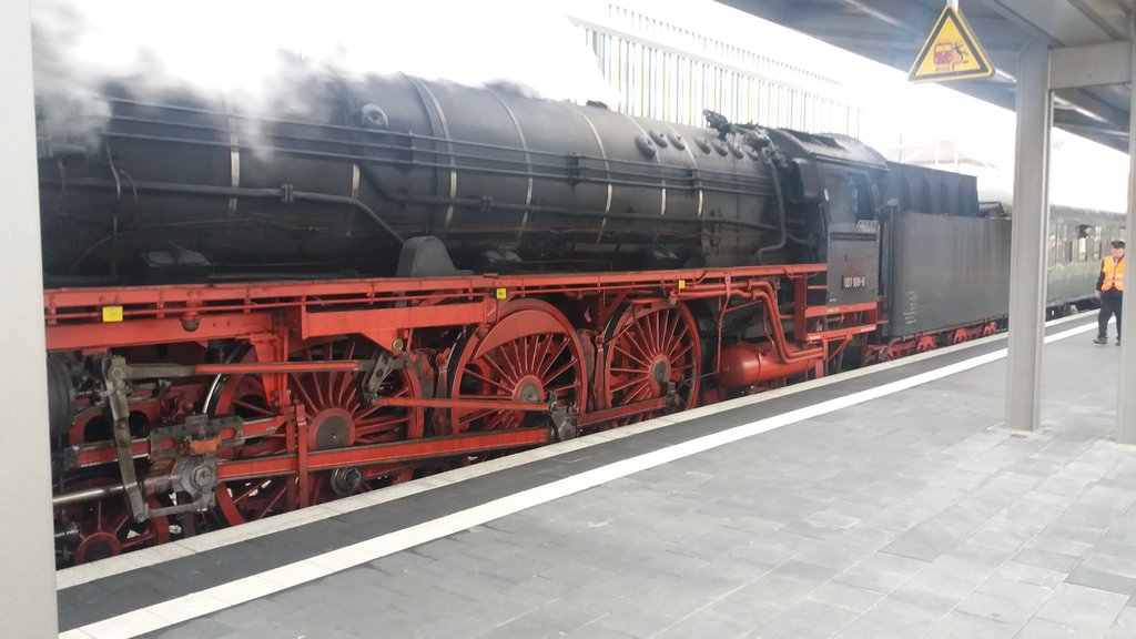 Fahrplanwechsel in München Hbf 34536333pl