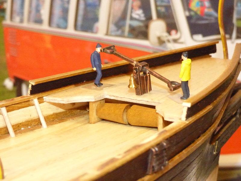 Meine Cutty Sark von delPrado wird gebaut - Seite 4 34583810zg