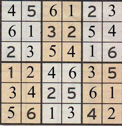 Werner 0188 Sudoku Mini>>gelöst von Daddy 34602096fc