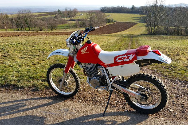 [VENDU] Honda XR600R de 1990 en très bel état 34623232bu
