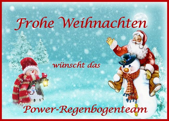 Weihnachtsgrüsse vom Power-Regenbogen 34635603uu