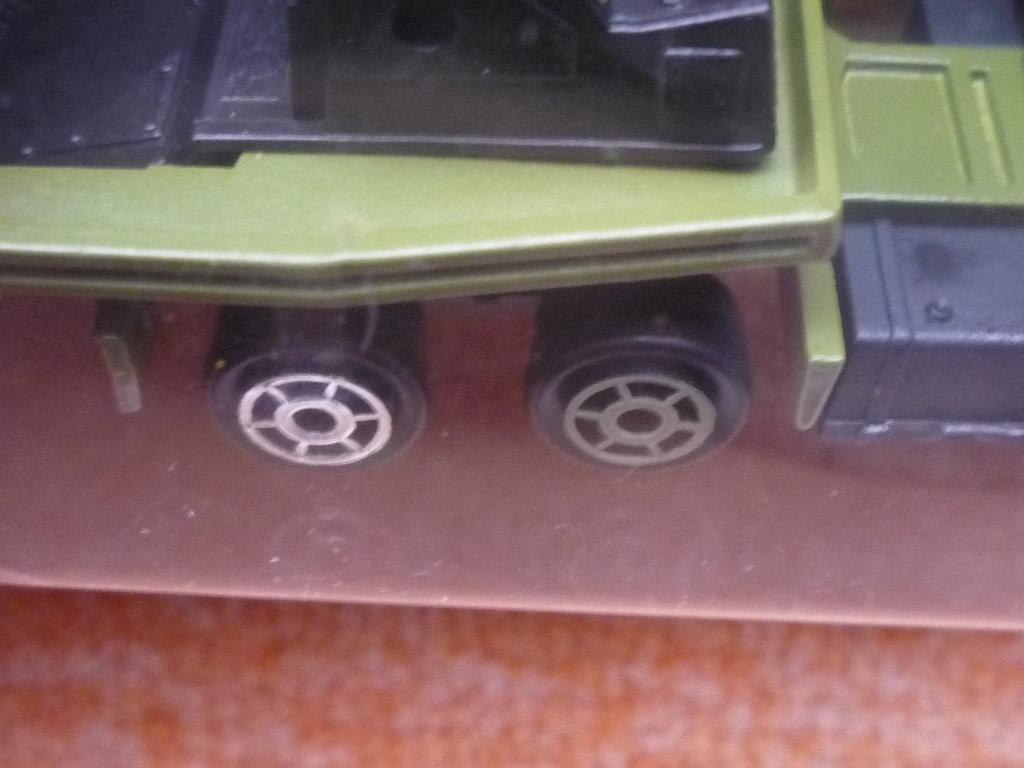 N°6xx Mercedes SK Tank Transporter 34665556gq