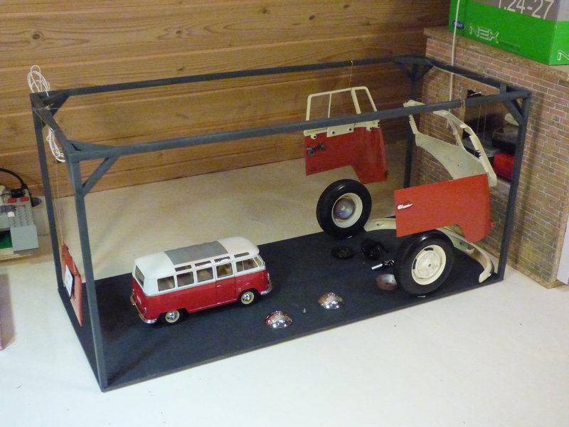 VW T1 Samba Camper 34669307mj