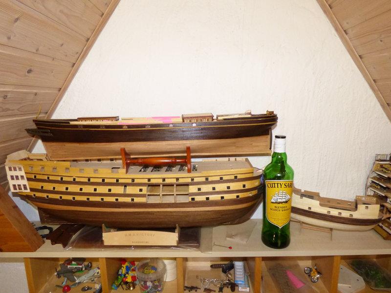 Meine Cutty Sark von delPrado wird gebaut - Seite 4 34678471ct