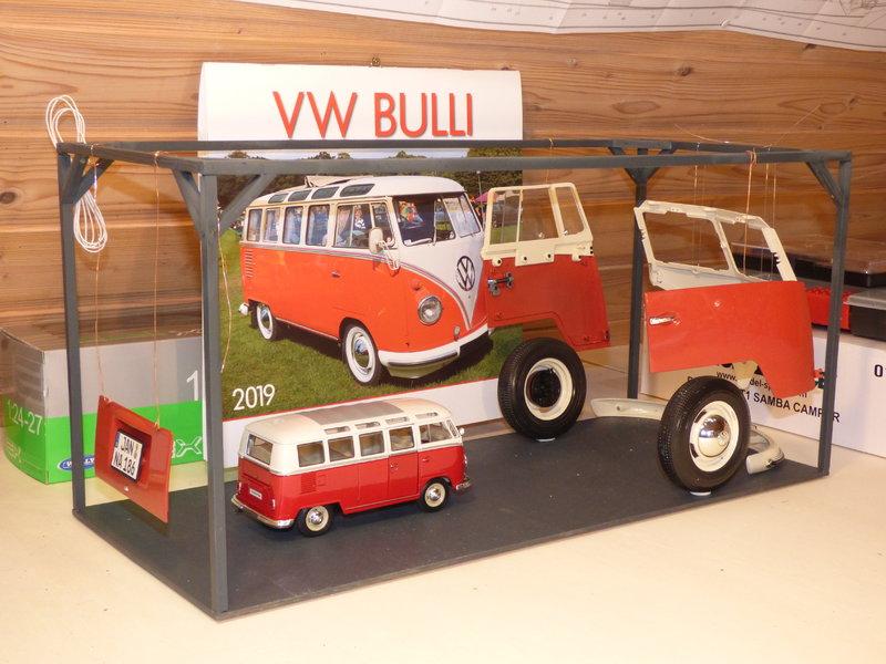 VW T1 Samba Camper 34692669df