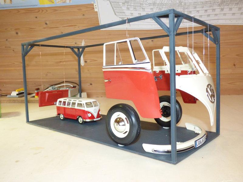 VW T1 Samba Camper 34710628mv