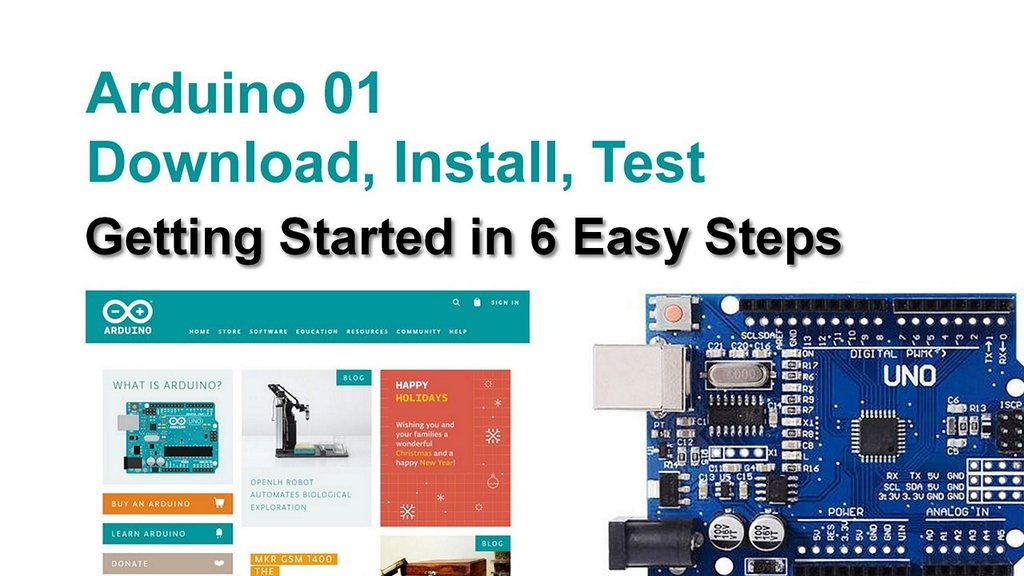 Fun with Arduino - a Series of Introductory Videos - Stummis