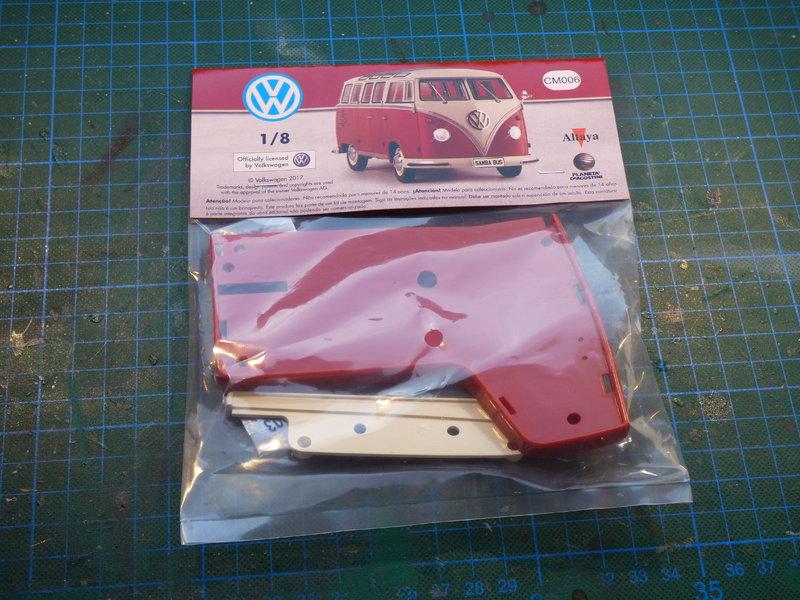 VW T1 Samba Camper 34730240qr