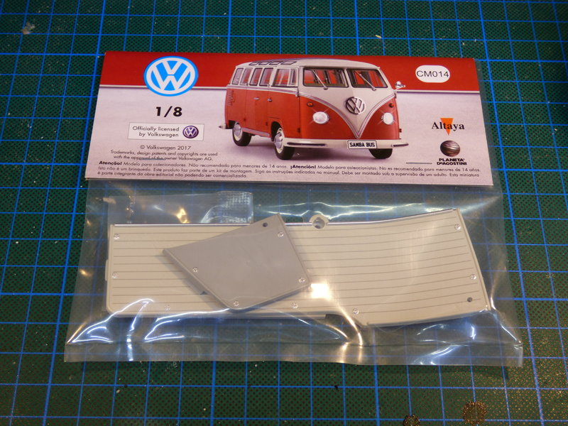 VW T1 Samba Camper 34759510th