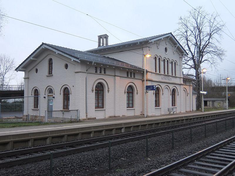 Bahnhof Felsberg-Gensungen 34805797jb