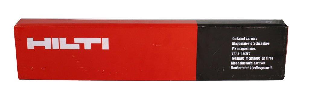 Hilti Schnellbauschrauben Magazinschrauben S-DS01B 3,5x35mm Schwarz 1.000 Stück
