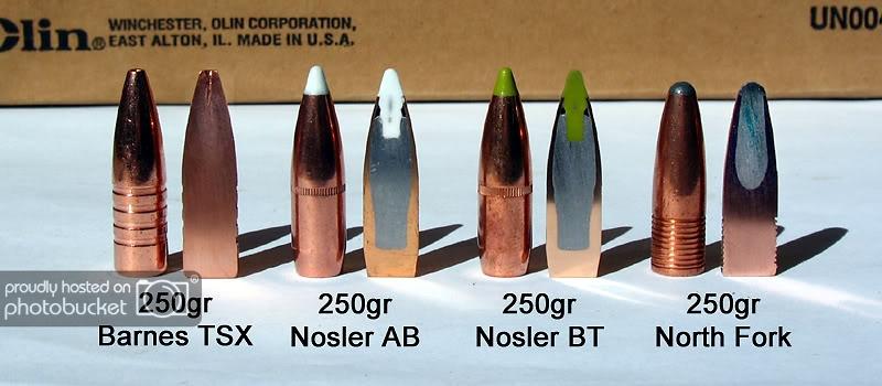 G spot lövedékek
