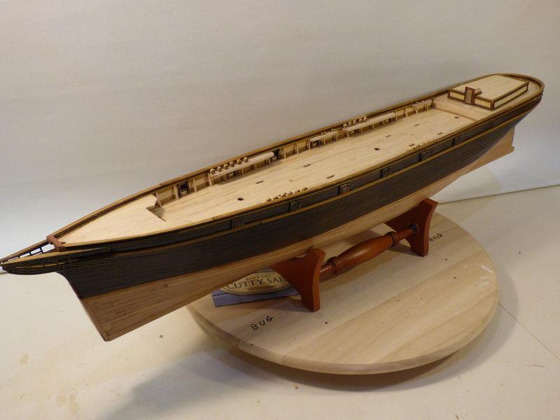 Meine Cutty Sark von delPrado wird gebaut - Seite 4 34882945dz