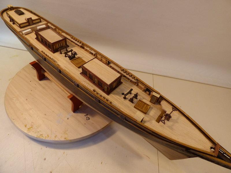 Meine Cutty Sark von delPrado wird gebaut - Seite 4 34884348ak