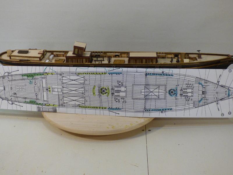 Meine Cutty Sark von delPrado wird gebaut - Seite 4 34891479os