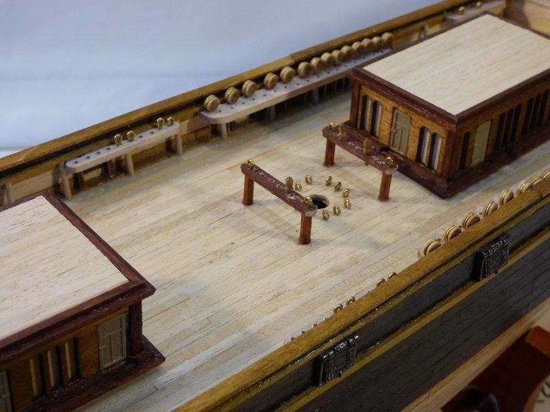 Meine Cutty Sark von delPrado wird gebaut - Seite 4 34954873rj