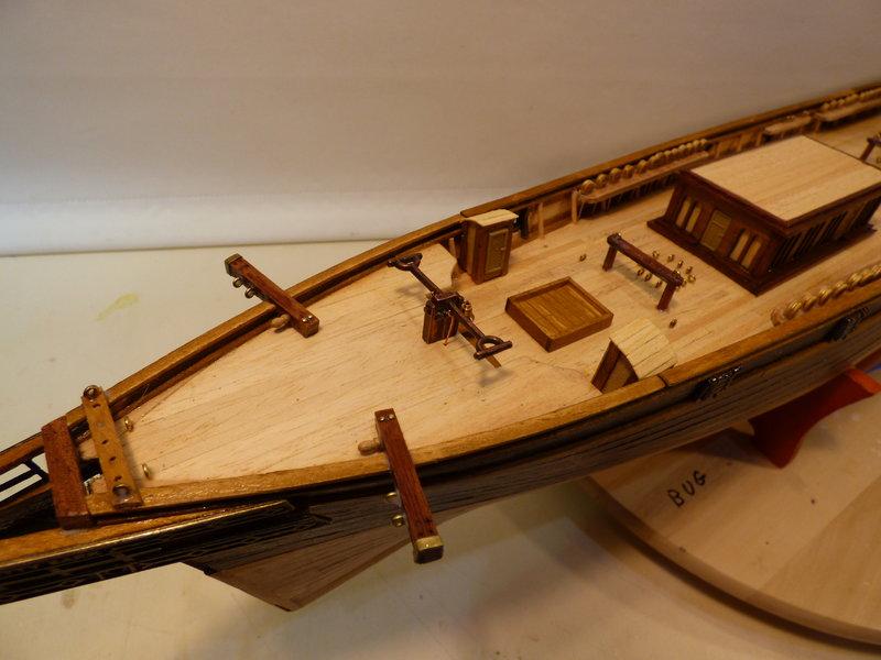 Meine Cutty Sark von delPrado wird gebaut - Seite 4 34991077dx