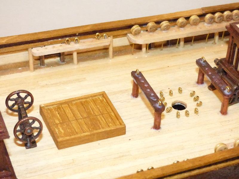 Meine Cutty Sark von delPrado wird gebaut - Seite 4 34991081hm