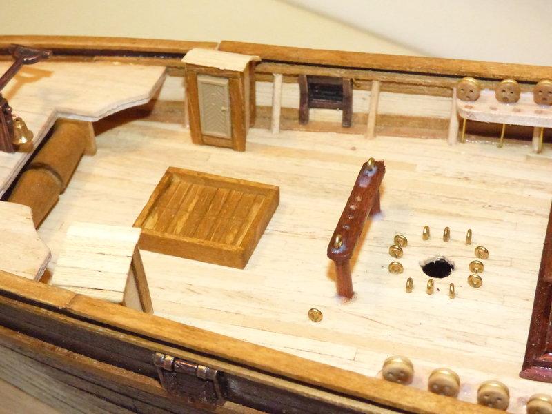 Meine Cutty Sark von delPrado wird gebaut - Seite 4 34991086jw