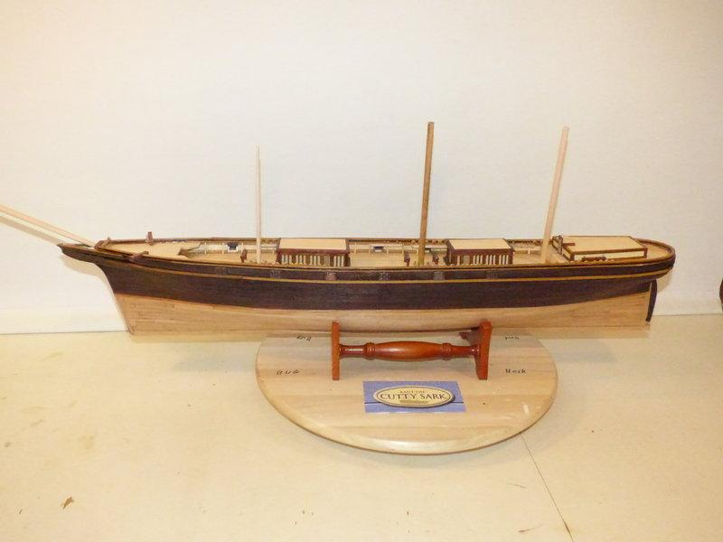 Meine Cutty Sark von delPrado wird gebaut - Seite 4 34991092zj