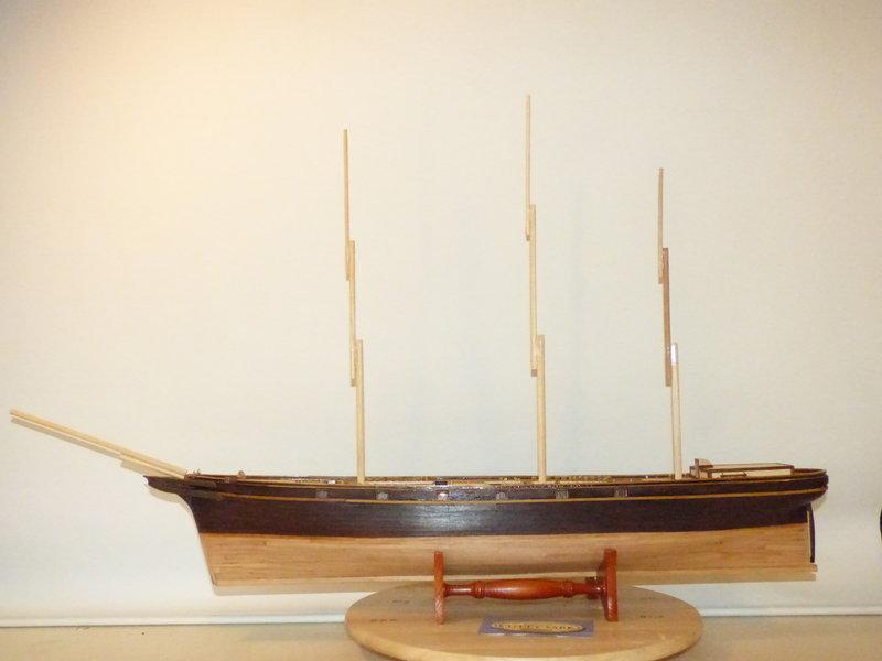 Meine Cutty Sark von delPrado wird gebaut - Seite 5 34997386by