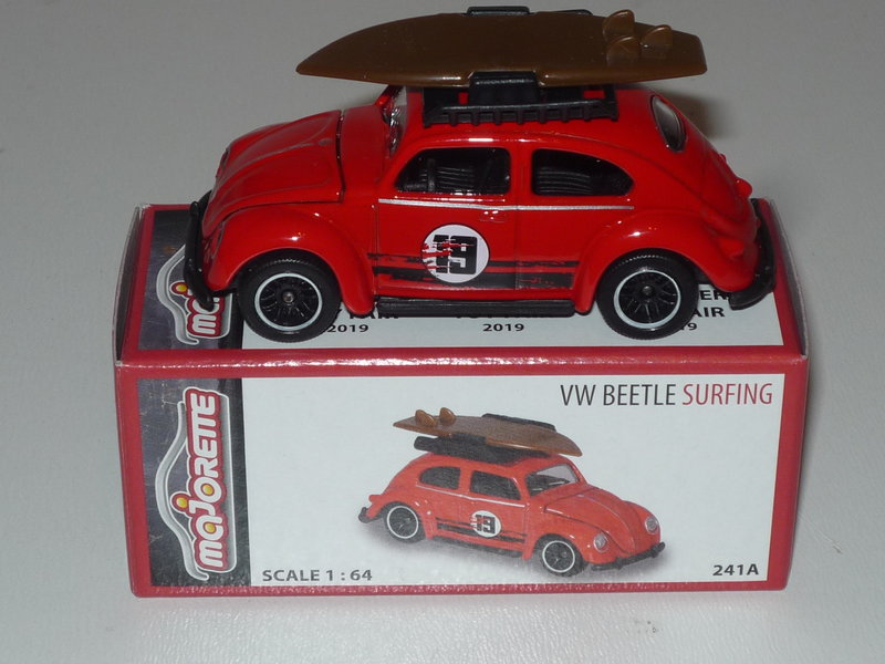 N°241A VOLKSWAGEN COCCINELLE OVALE  35020156pm