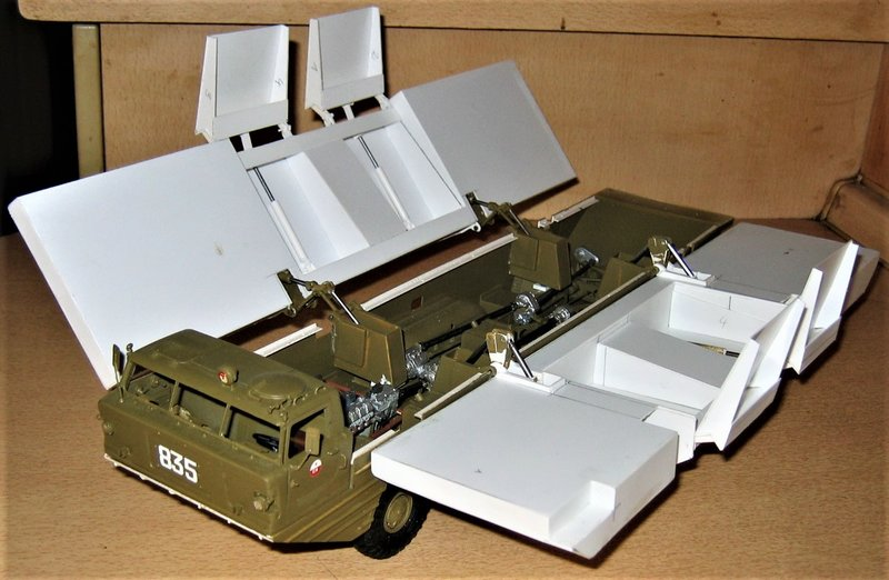 "Panzerfähre PMM ""Wolna"" 35069548tk"