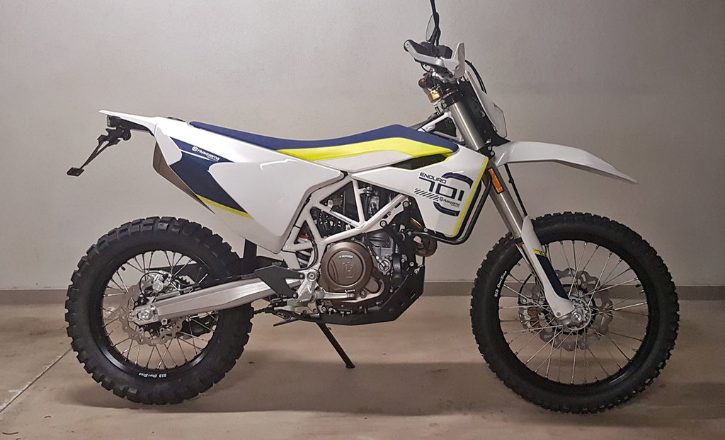 Vends Husqvarna 701 Enduro de 2018 35132085kb